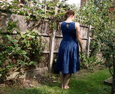 Free linen dress pattern