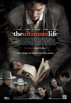 Enter to WIN The Ultimate Life Movie Prize Pack Ends 9/6/13