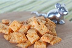 Homemade Cheez-Its...need to try.