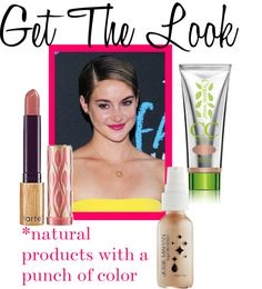 Get Shailene Woodley's look by visiting www.themakeupblogger.com!  xoChristina