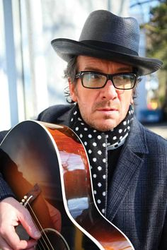 Elvis Costello, meeting him was like meeting a corpse.