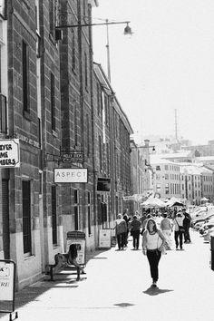Salamanca, Hobart