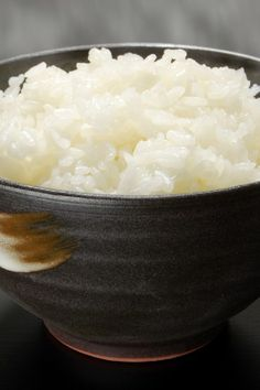You know how Asian women stay so skinny? Chopsticks and rice! Coconut takes it up a notch of deliciousness!  Coconut Rice #Recipe