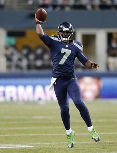 Tarvaris Jackson, Seattle Seahawks