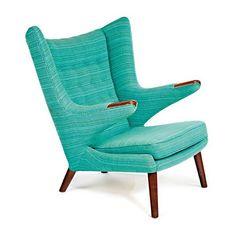 "Hans J. Wegner ""Papa"" chair for HP Stolen 1951-53"