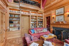 Bookcases & Built-Ins - traditional - family room - dc metro - Heartwood Design