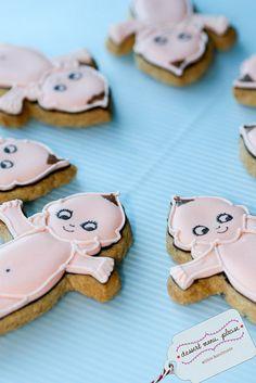 kewpie sugar cookies