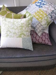 pillow / cushions pillow idea, umbrella print, cushion