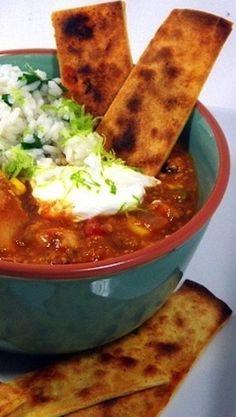 Mexican Enchilada stew.