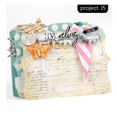 Project 15 #101ideas #heidiswappatmichaels