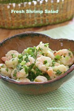 Fresh Shrimp Salad