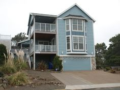 Lincoln City Vacation Rental - VRBO 179526 - 3 BR Central Coast House in OR, Special Deals!! Big Luxury Home, Beach Views, Lots of Entertain...4 bed sleeps 16