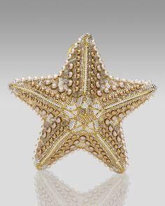 Starfish Minaudiere by Judith Leiber