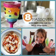 Discover 8 Passover recipes and activities you can do with your kids to celebrate and learn more about this holiday that's full of tradition and history.