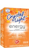 Crystal Light Energy: Peach Mango