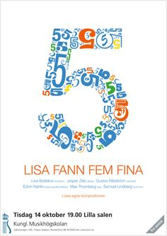 Five is a magic number by favati, via Flickr