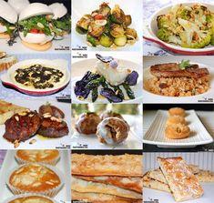 Doce recetas con piñones