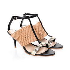 Loeffler Randall Robin T-Strap Sandal | Sandals | LoefflerRandall.com