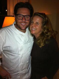 Celebrity Chef Scott Conant