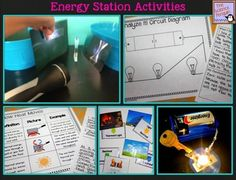Energy! {A Science Stations Unit} $