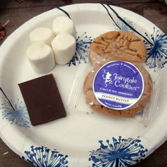 Gourmet Cookie S'mores