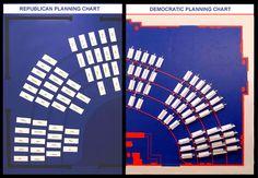 Senate Chamber Desks Planning Chart 2013