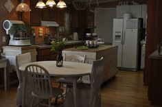 Kitchen Remodel Details