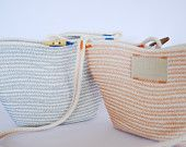 Priscilla Rope Bag // Custom Colour // Free Shipping