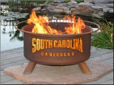 Fire pit - Patina Collegiate