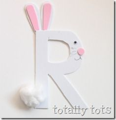Totally Tots: Now I Know My ABCs ~ R is for Rabbit