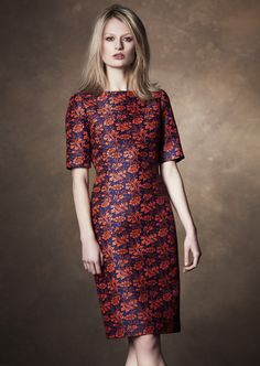 Rich colours and fabrics run through our #BestofBritish collection for autumn
