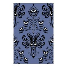 Haunted Mansion Wallpaper Poster