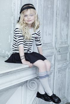 French Fashion - Zadig et Voltaire, ready to wear for children 2013