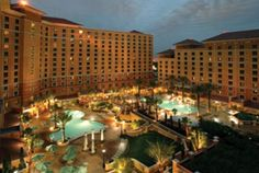 Our resort (timeshare) in Las Vegas