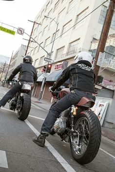 Sportster customs with riders