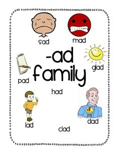 -ad family freebie!