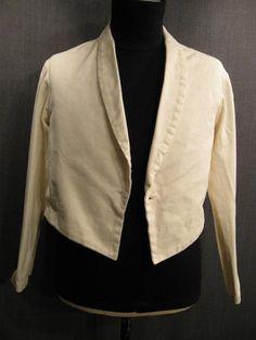 Vintage waiters' jackets.