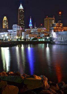 ✮ Cleveland Skyline