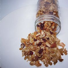 Cranberry Almond Granola | Gluten Free Ohio