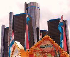 Detroit, MI River Days, 2012