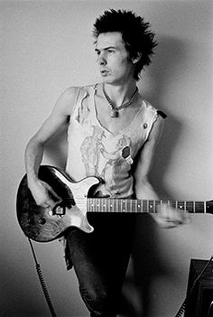 Sid Vicious, 1977. Photograph © Dennis Morris - all rights reserved #punkfashion