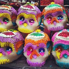 Calaveritas de dulce... -México cultura tradición muertos-