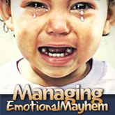 Managing Emotional Mayhem #iheartcd Have children? Work with children? Just want to explore your ability to mange your emotional upset? Explore the 5 Steps of Self Regulation with this must read book.