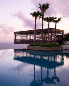 Alila Villas Uluwatu, Bali via Martha Stewart