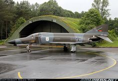 Luftwaffe McDonnell Douglas F-4F Phantom II
