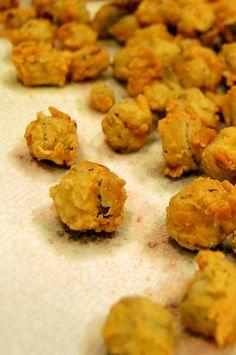 Good Fried okra recipe