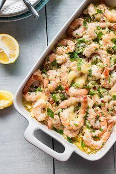 spaghetti squash and shrimp, skinni bake, shrimp scampi, bake shrimp, food, healthi, skinny baked spaghetti, squash recipes spaghetti, shrimp spaghetti squash