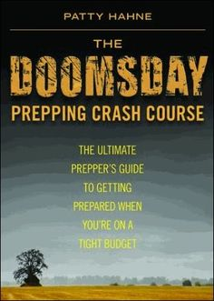 The Doomsday Prepping Crash Course Is Now Available in Paperback Version