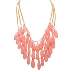 I love the All the Rage Statement Necklace from LittleBlackBag