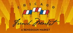 Chicago French Market.